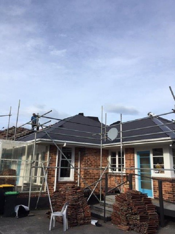 Roofing repairs and Reroofing Christchurch and Canterbury, Odonnell Brick and Tile