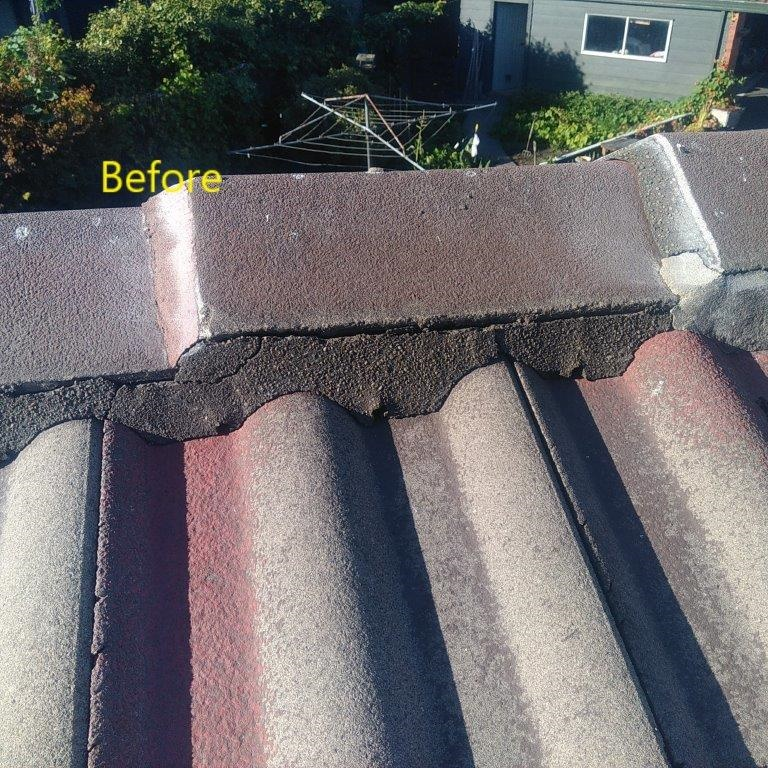 Roof Repointing Roofing Contractors Christchurch and Canterbury, Odonnell Brick and Tile